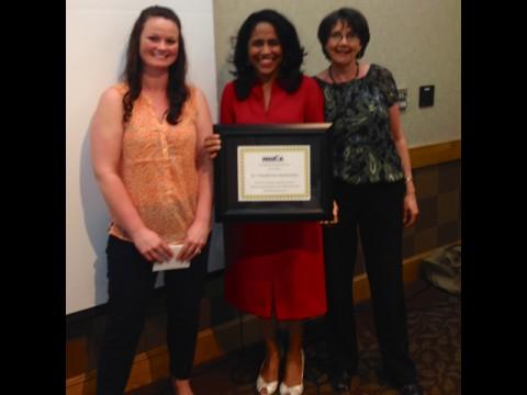 Non-WAMDA Special Recognition Award Winner - Dr. Yekatherine Rasmussen