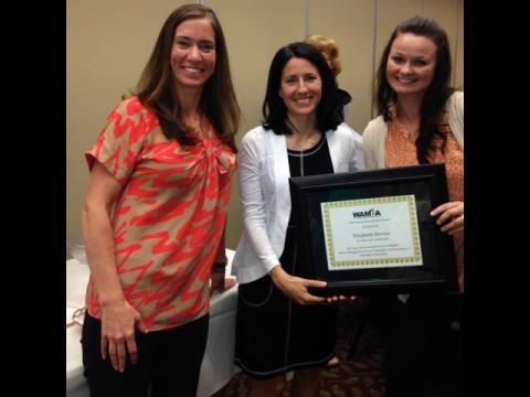 WAMDA Special Recognition Award Winner - Elizabeth Devine